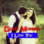Beautiful Husband Wife Romantic Good Morning Wallpaper