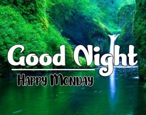 Beautiful good night monday images Pics HD