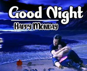 Beautiful good night monday images Wallpaper New Download