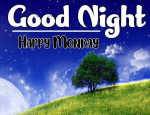 Beautiful good night monday images Wallpaper Pics Free