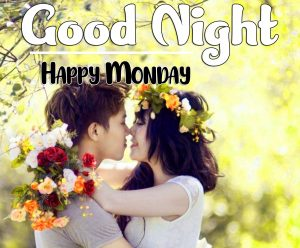 Beautiful good night monday images Wallpaper pics Download