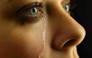 Best Crying Eyes Whatsapp Dp Download Photo