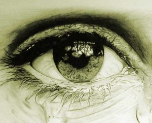 Best Crying Eyes Whatsapp Dp Images Free