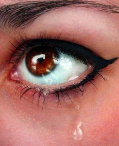 Best Crying Eyes Whatsapp Dp Images Pictures