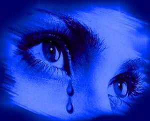 Best Crying Eyes Whatsapp Dp Images Wallpaper