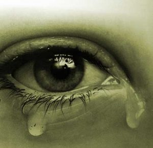 Best Crying Eyes Whatsapp Dp Photo Images