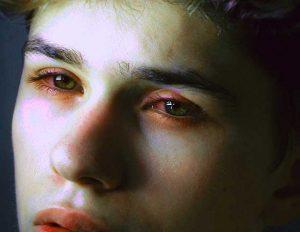 Best Crying Eyes Whatsapp Dp Photo Wallpaper