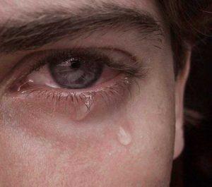 Best Crying Eyes Whatsapp Dp Pics Free