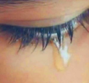 Best Crying Eyes Whatsapp Dp Pics Images