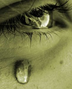 Best Crying Eyes Whatsapp Dp Pictures Images
