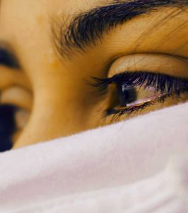 Best Crying Eyes Whatsapp Dp Picturse Photo