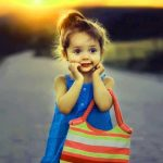 Cute Baby Girls Best Dp Images Pics Download