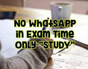 Best Exam Status For Whatsapp Pics