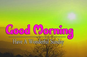 Best Good Morning Sunday Images Free