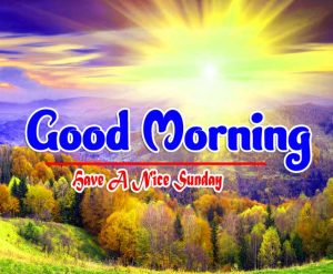 Best Good Morning Sunday Pics Download