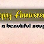 Best Happy Wedding Anniversary Images Pics Download