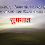 Best Hindi Quotes Good Morning Pics Images HD