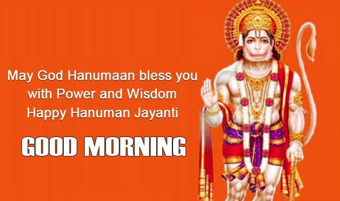 Best Quality Hanuman Ji Good Morning Wallpaper Download