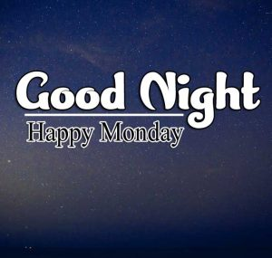 Best Quality good night monday images Pics Download Free