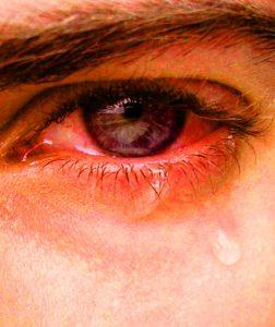 Crying Eyes Whatsapp Dp
