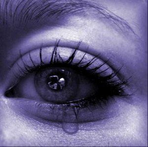 Crying Eyes Whatsapp Dp Free