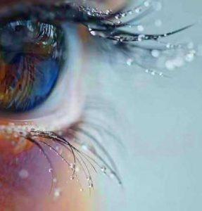 Crying Eyes Whatsapp Dp Photo
