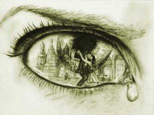Crying Eyes Whatsapp Dp Photo Hd