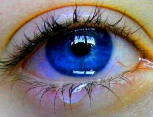 Crying Eyes Whatsapp Dp Photo Images