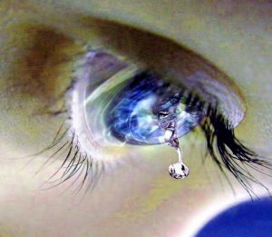 Crying Eyes Whatsapp Dp Photo Pictures