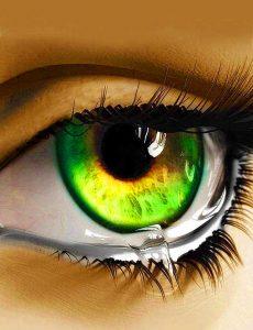 Crying Eyes Whatsapp Dp Pics Hd