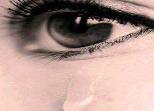 Crying Eyes Whatsapp Dp Wallpaper