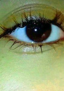 Crying Eyes Whatsapp Dp Wallpaper Photo