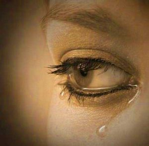 Crying Eyes Whatsapp Dp Wallpaper Pics