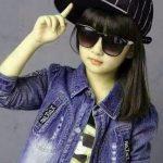 Cute Baby Girls Free Whatsapp Dp Images