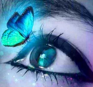 Cute Crying Eyes Whatsapp Dp Images