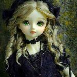Cute Doll Whatsapp Dp For Girls Photo