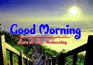 Cute Good Morning Wednesday Wallpaper