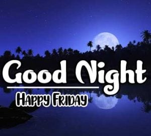 Cute Good Night Friday Download