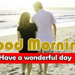 Cute Husband Wife Romantic Good Morning Photo