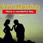 Cute Husband Wife Romantic Good Morning Pics