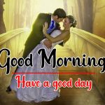 Cute Husband Wife Romantic Good Morning Wallpaper Download