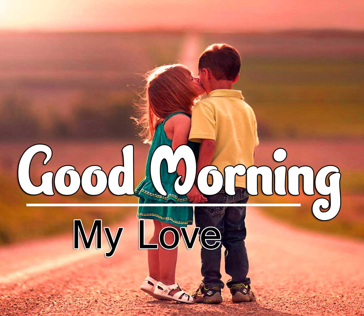 1815+ Cute Love Couple Good Morning Wishes Images