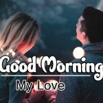 Cute Love Couple Good Morning Wishes Images wallpaper free hd