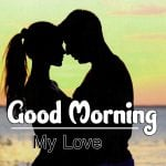 Cute Love Couple Good Morning Wishes Images wallpaper pics free hd