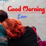 Cute Love Couple Good Morning Wishes Images pics download