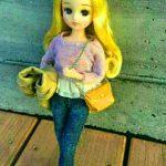 Cute Sad Doll Whatsapp Dp Pictures