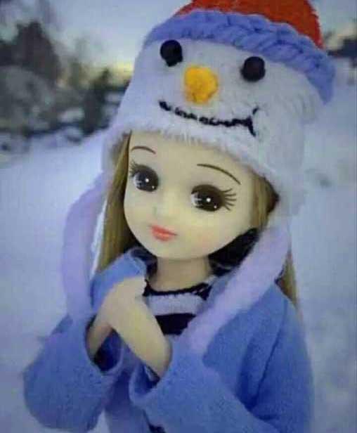 Doll Whatsapp Dp For Girls