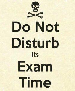 Exam Status Images