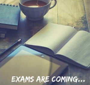 Exam Status Pics