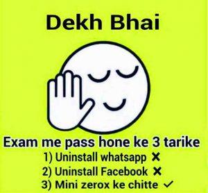 Exam Status Pics HD